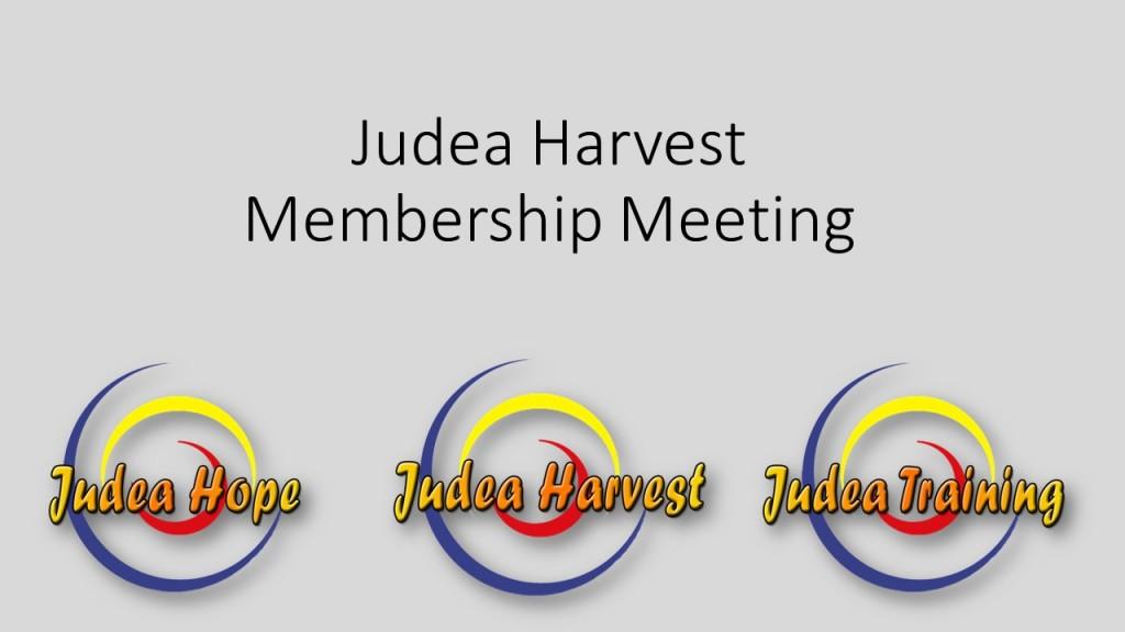 Judea Harvest