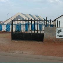 Judea Harvest Tent
